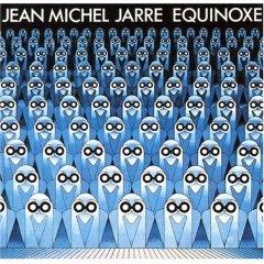Équinoxe - Pochette par Michel Granger