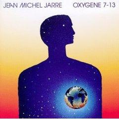 Oxygène 7-13 - Pochette de Michel Granger comme l'original de 1976.