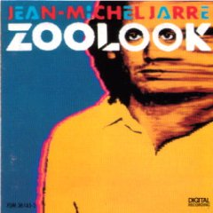 Zoolook - Pochette par Mark Fisher et Kate Hepburn