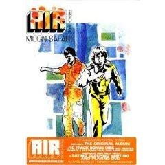 Moon Safari de Air, édition du dixième anniversaire