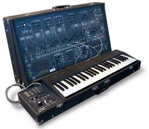 Synthétiseur Arp 2600 (1971) dans Instruments électroniques arp2600