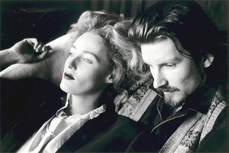Dead can Dance, Lisa Gerrard et Brendan Perry.