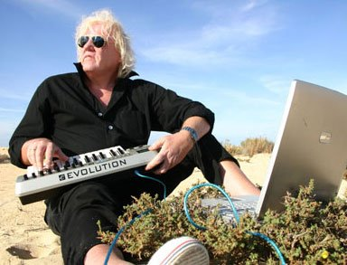 Edgar Froese, de Tangerine Dream