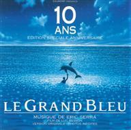 Pochette du Grand Bleu, édition du dixième anniversaire