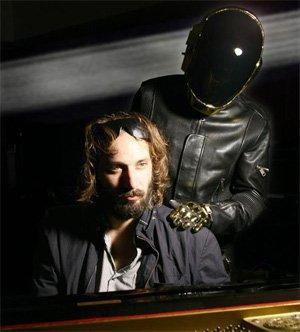 Sebastien Tellier et Guy-Manuel de Homem-Christo