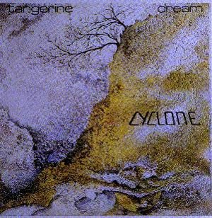 Pochette de cyclone de Tangerine Dream