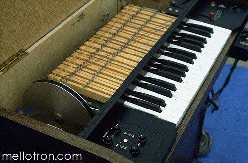 Le Chamberlain M2, l'ancêtre du sampler (et du Mellotron)