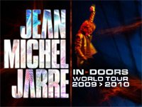 Jarre In-doors Tour 2009-2010