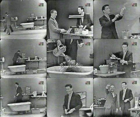 John Cage en plein délire
