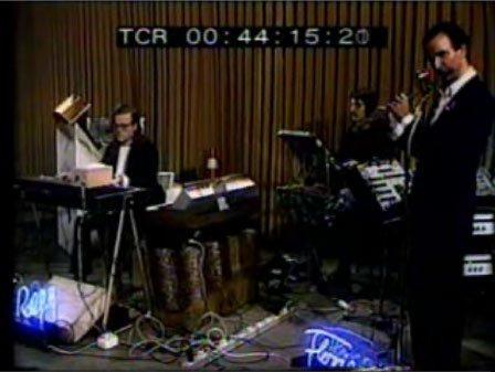 Kraftwerk à ses débuts (Tanzmusic)