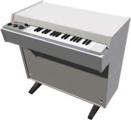 Le Mellotron M400
