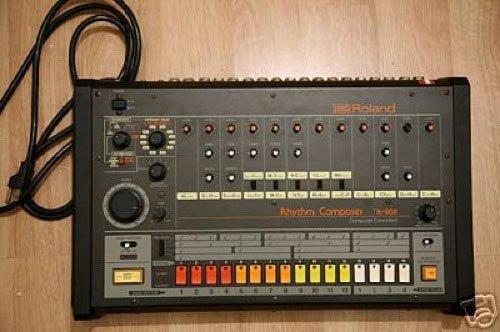 La Roland TR-808