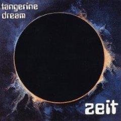 Zeit, pochette de l'album de Tangerine Dream (1972)