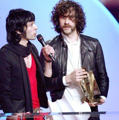 Justice honoré aux Victoires de la musique 2007