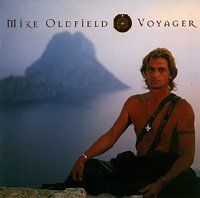 Pochette de Voyager de Mike Olfield