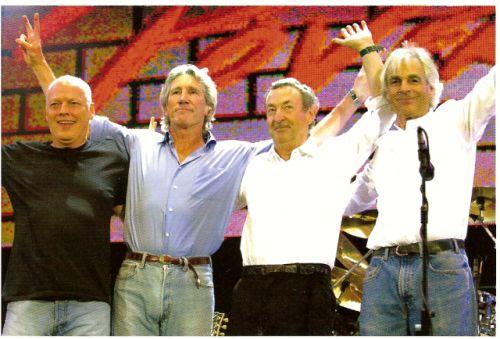 Pink Floyd en 2005