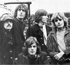 Pink Floyd avec Syd Barrett