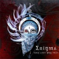 Pochette de Seven Lives many faces d'Enigma (2008)