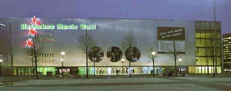 L'Heineken Music Hall où se produira Jarre dans le cadre de son tournée In-doors le 26 mai 2009