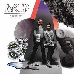 Pochette de l'album Junior du groupe norvegien Rôyksopp (2009)