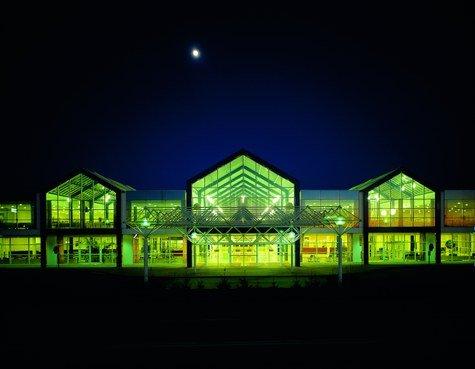 Le MCH Messecenter Herning, salle de concert où se produit Jarre le 09/05/2009