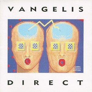 Pochette de l'album Direct (1988) de Vangelis