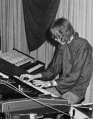 Klaus Schulze (ici en 1973)