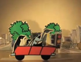 oxygene 4, capture du clip version 2007