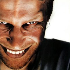 Pochette du Richard D. James album d'Aphex Twin