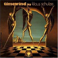 Pochette de Timewind, l'album de Klaus Schulze.