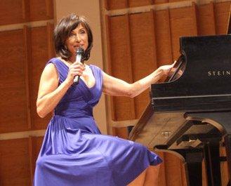 Suzanne Ciani au piano