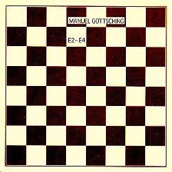 Pochette de l'album E2-E4 de Manuel Göttsching