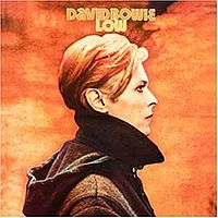Pochette de Low de David Bowie