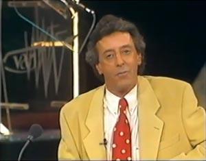 Jean Michl Jarre à la tv hollandaise en 1991