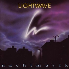 Pochette de Nachtmusik de Lightwave