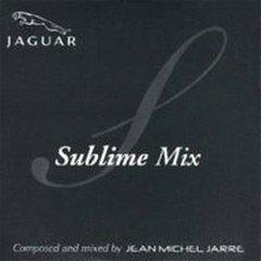 Pochette du Sublime Mix de Jean Michel Jarre
