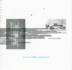 Pochette de Con Repetizione de Conrad Schnitzler