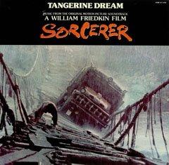 Pochette de Sorcerer de Tangerine Dream