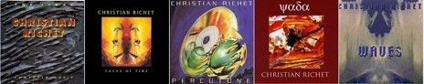 Discographie de Christian Richet