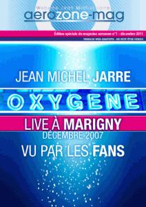 (aerozone) Fanzine spécial Oxygène au Théâtre Marigny dans Marigny 2007 / Tournée