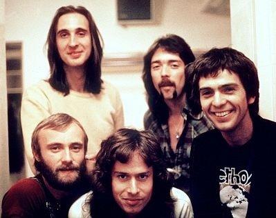 Genesis, du lycée au Panthéon du rock dans Musiciens anglais image