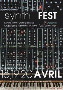 Synth Fest 2014 à Nantes