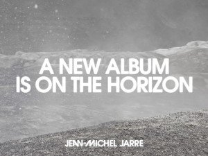 Nouvel album de Jean Michel Jarre